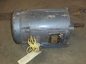 Underwriters Laboratories 1.5HP 3450RPM 3-Phase AC Motor