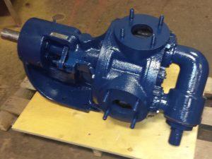 "Viking 3"" Q125 Pump - w/relief valve"