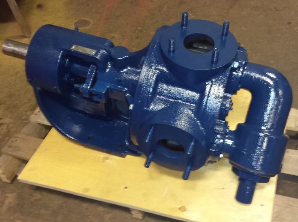 "Viking 3"" Q125 Pump - w/relief valve"
