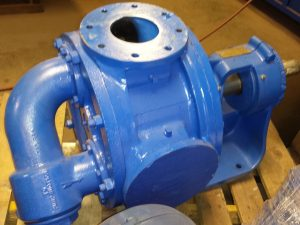 "Viking 4"" x 4"" M4124 Pump (Rebuilt) Up to 420GPM!! Can Be ""Skidded"" upon request"