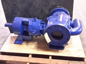 "Viking 6"" N4323A Pump w Mechanical Seals, 300lb Flanges, good for High Pressure"