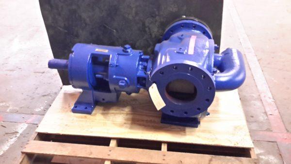 "Viking 6"" N4323A Pump w Mechanical Seals, 300lb Flanges, good for High Pressure"