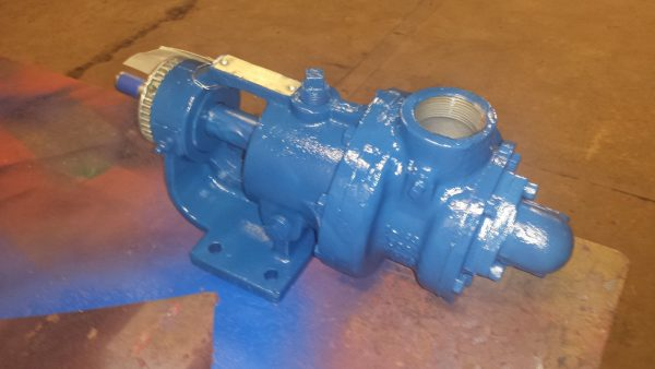 "Viking H4724 1.5"" Stainless Steel Pump"