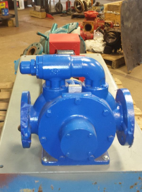 "Viking LVP 41197 3"" Rotary Vane Pump, Stainless - High pressure"