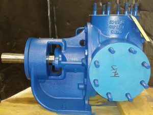 Viking Q124 Carbon Steel Pump - No Relief Valve