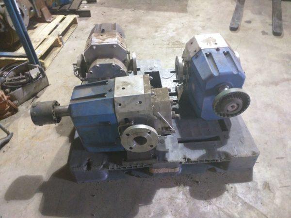 """Viking S4S Stainless Steel 3"""" Lobe Pump - REBUILT!"""