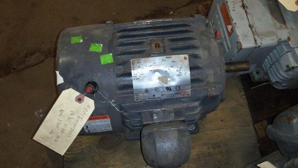 Weg 5HP 3460RPM 3-Phase Motor