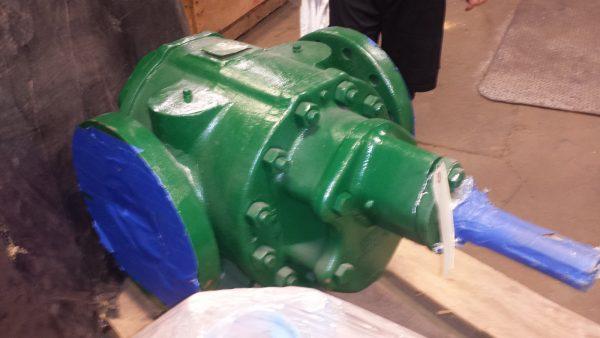 "Worthington 6"" Screw Pump"