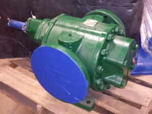 "Worthington 6"" Screw Pump"