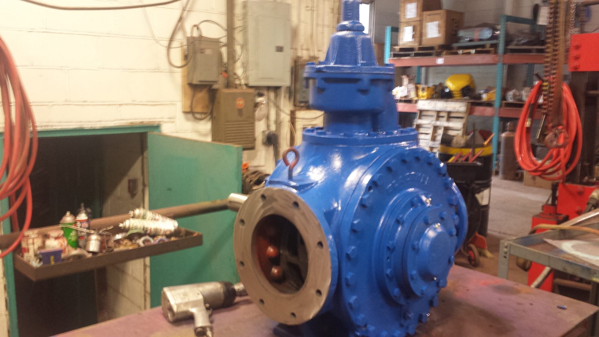 Rebuilt/Remanufactured Blackmer Pumps